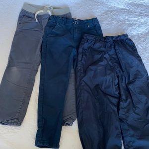 Boys Pants Bundle - size 5